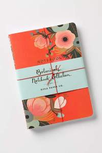 Rifle Paper Co. Sweet Briar Notebooks Image
