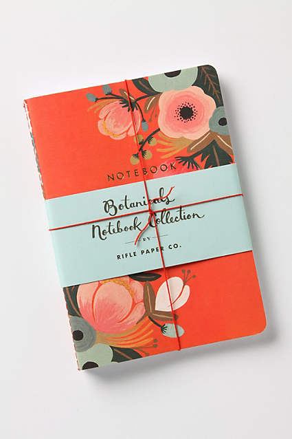 Sweetbriar Notebooks