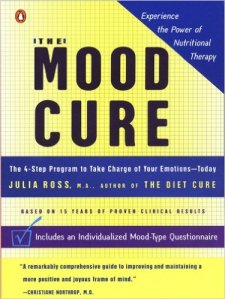 The Mood Cure by Julia Ross Image