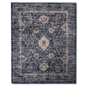 Vintage Distressed Rug Image