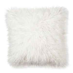 Mongolian Fur Pillow Image