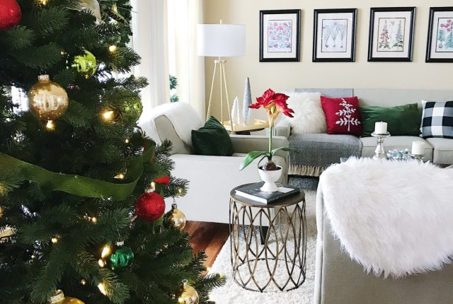 My mini holiday home tour