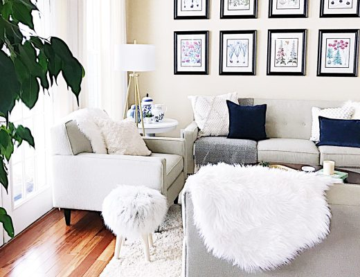 10 Simple Winter Decorating Ideas for After Christmas