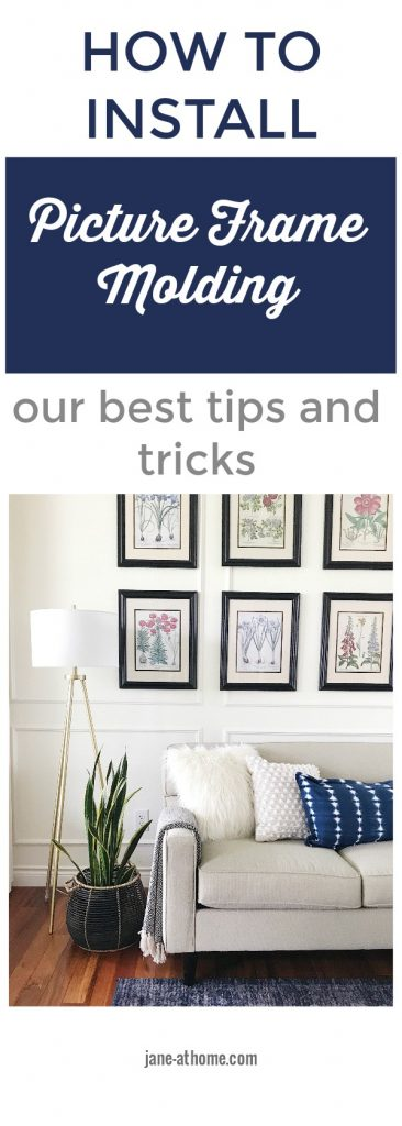 How to Install Picture Frame Molding - Our Best Tips and Tricks-panel-moulding-wall-treatment-interior-finishings-trimwork-millwork-metrie