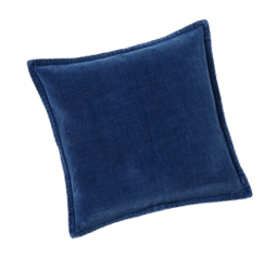 Pottery Barn Washed Velvet Pillow Cover Image