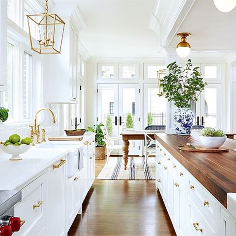 Beautiful Kitchen Inspiration from Pinterest