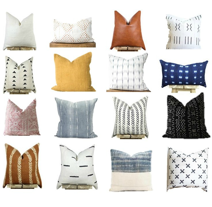 My Top 16 Eclectic Fall Pillows