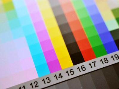 Fazendo o perfil de cor de um escâner com um cartão IT8