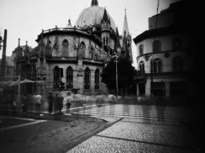 """Participe do Dia Mundial da Fotografia de Orifício """"Pinhole"""" 2013!"""