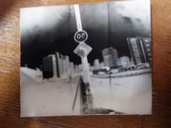 Foto feita em Pinhole no Minhocão