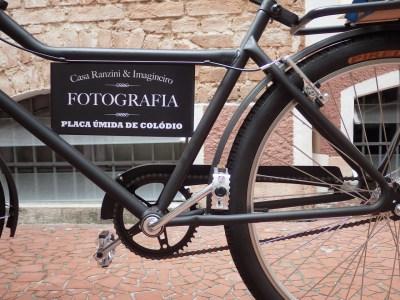 Fotografia em colódio e uma bicicleta: a colódio-bike :)