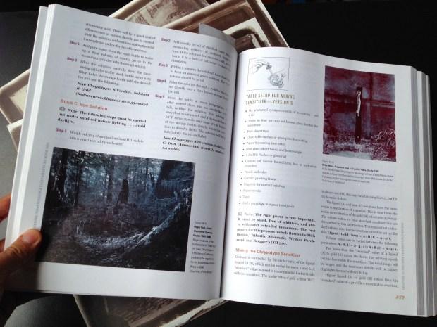 As páginas são ilustradas com obras originais de artistas proeminentes no processo e com passo-a-passo claro.