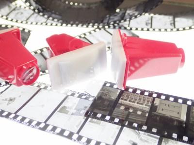 Monóculos fotográficos com filme Preto e Branco <br />&#8211; Com Roger H. Sassaki