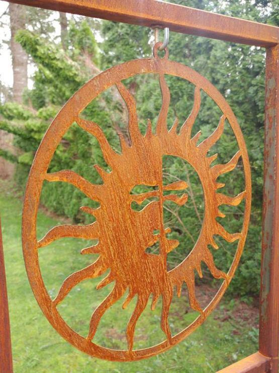 Ring sun moon art for sale
