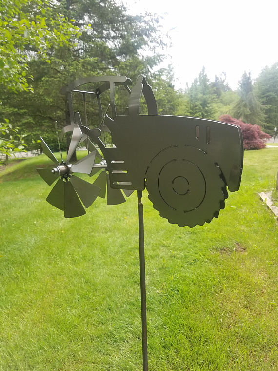 tractor spinner