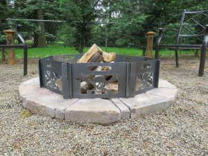 Pacific Northwest Firepit