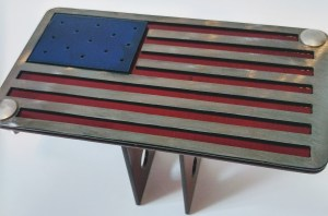 Patriot SUV Truck Edition Hitch Cover Emblem