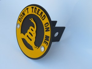 We love freedom hitch plug design and words
