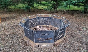 Fire Ring Bowl Safety Guard Large