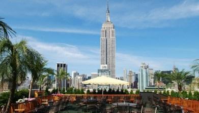 En tête de liste des meilleurs endroits où boire un verre à New York.