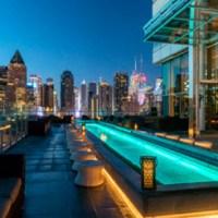 """Zoom sur """"The press lounge"""", un des plus beaux rooftop de New York"""