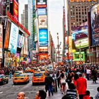 """Focus sur Time Square, le """"carrefour"""" du monde à New York"""
