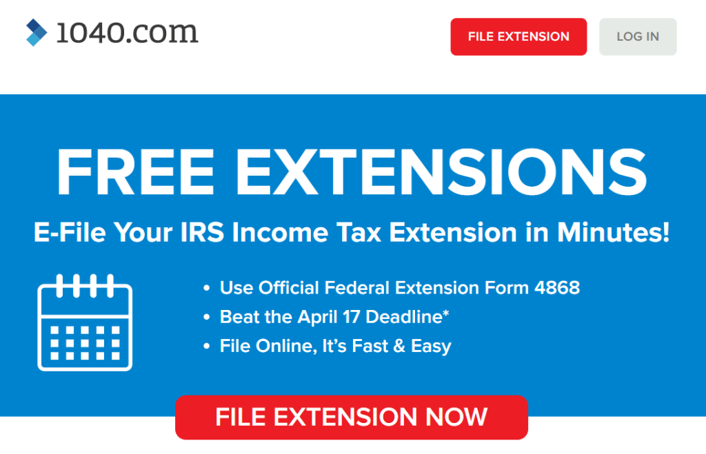 How Everyone Can File a Tax Extension for Free Online -