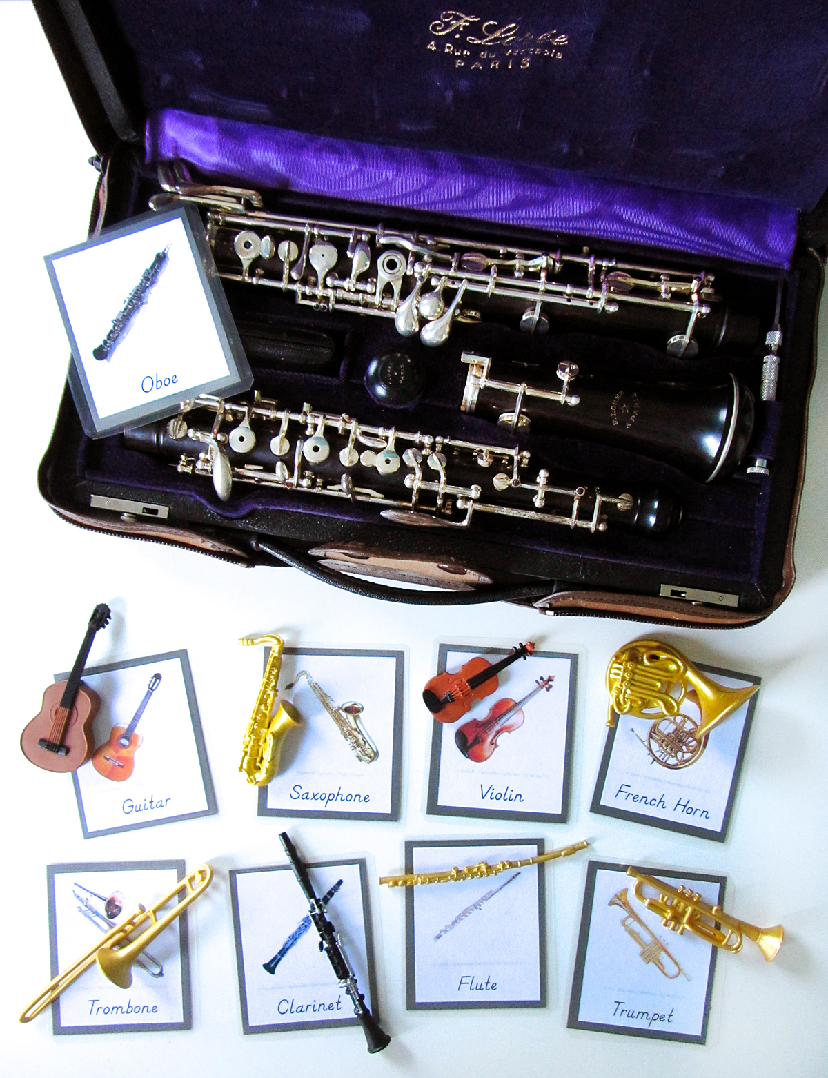 Safari Ltd Musical Instruments Giveaway Amp Free Montessori