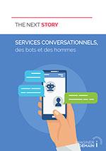 services conversationnels, des bots et des hommes