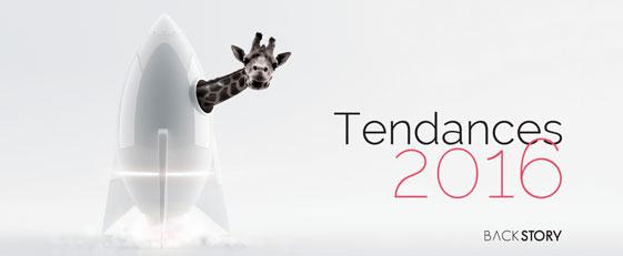 Tendances innovation 2016