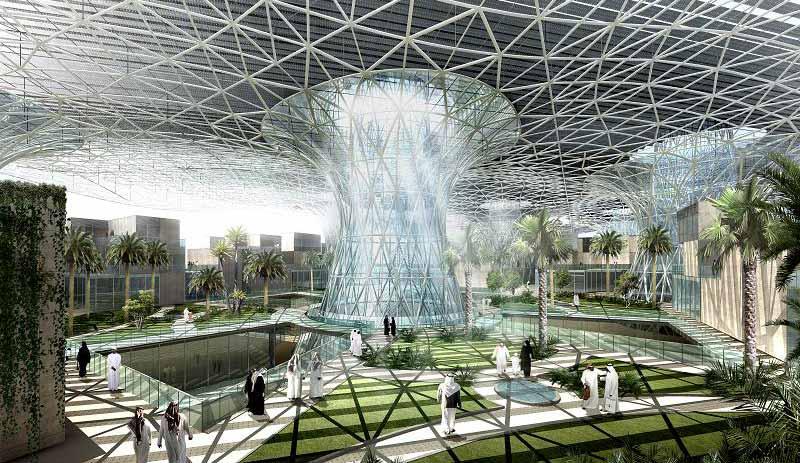 Masdar, la ville 100% écologique et intelligente