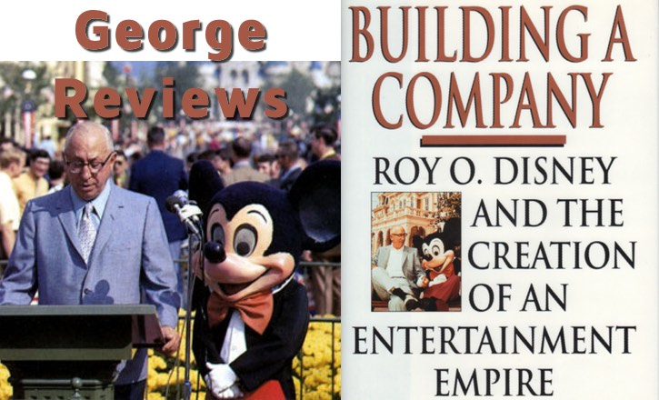 Building a Company, Roy O. Disney