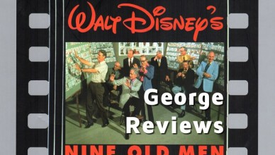walt disney's nine old men
