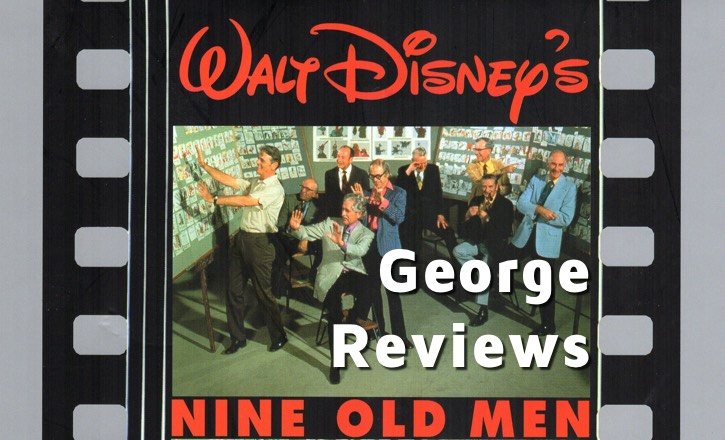 Walt Disney's Nine Old Men & the Art of Animation by John Canemaker