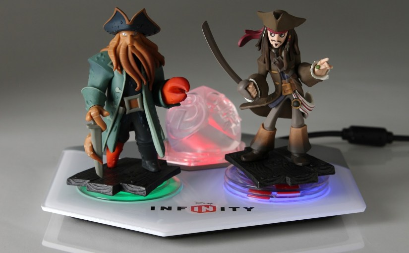 Disney Infinity Pirates of the Caribbean Play Set