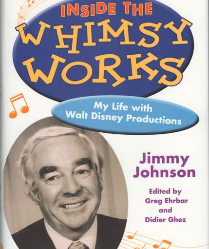 Inside the Whimsy Works by Jimmy Johnson