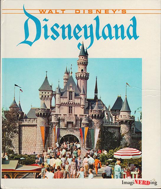 Walt Disney's Disneyland by Martin Sklar