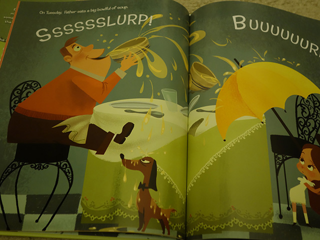 No Slurping No Burping book