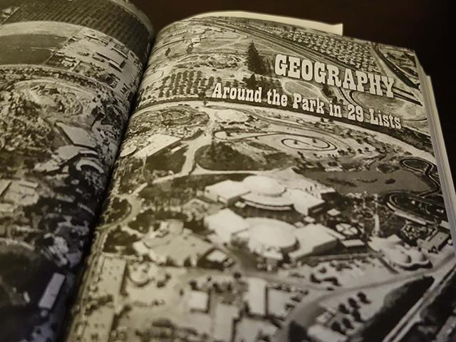 Disneyland Book of Lists Strodder