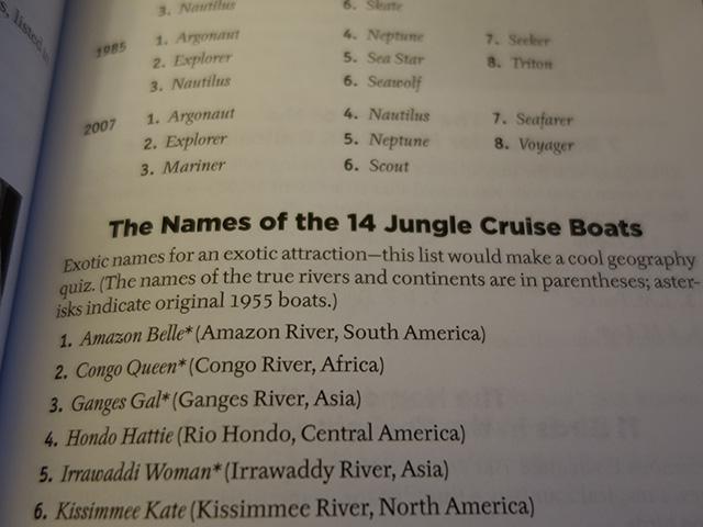 Disneyland Book of Lists Chris Strodder