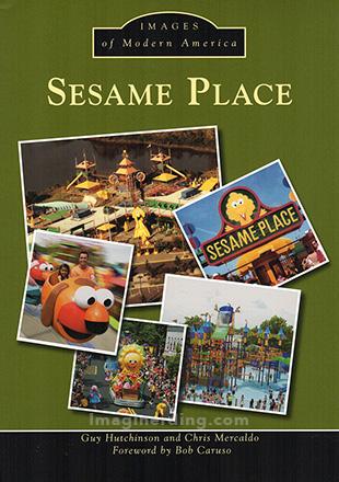 Sesame Place and Disney Books