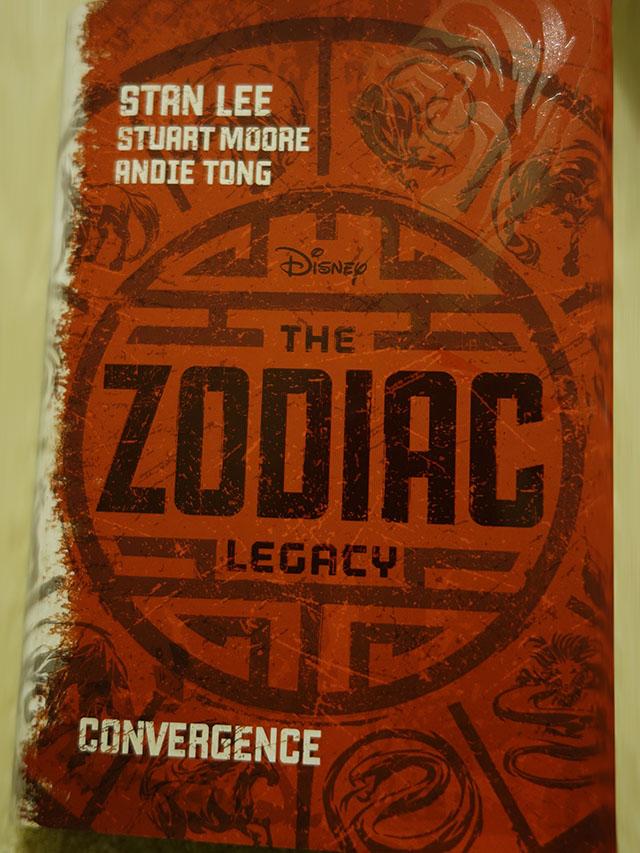 Stan Lee Zodiac Legacy