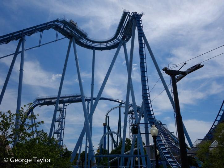 Busch Gardens Williamsburg Roller Coasters Imaginerding