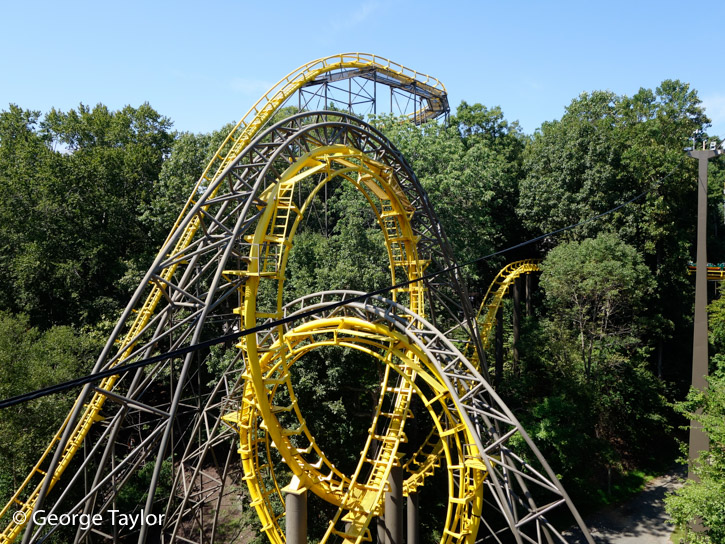 Busch Gardens Williamsburg Roller Coasters