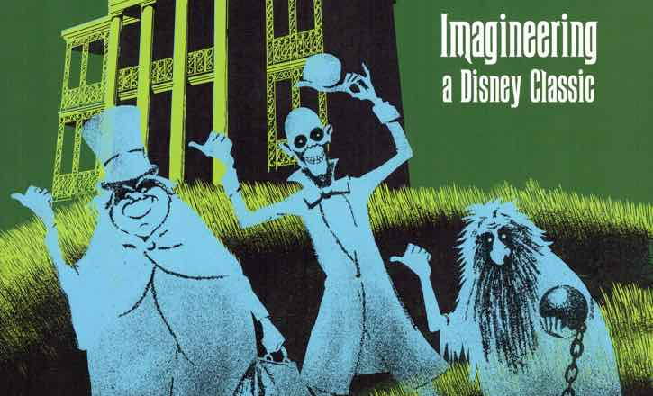 The Haunted Mansion: Imagineering a Disney Classic (From the Magic Kingdom), book review
