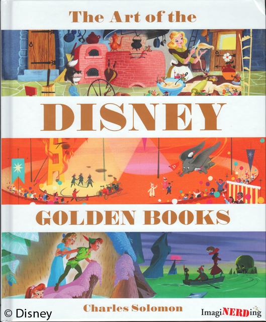Art of Disney Golden Books Solomon cover