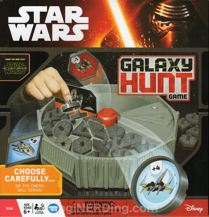 star wars galaxy hunt game