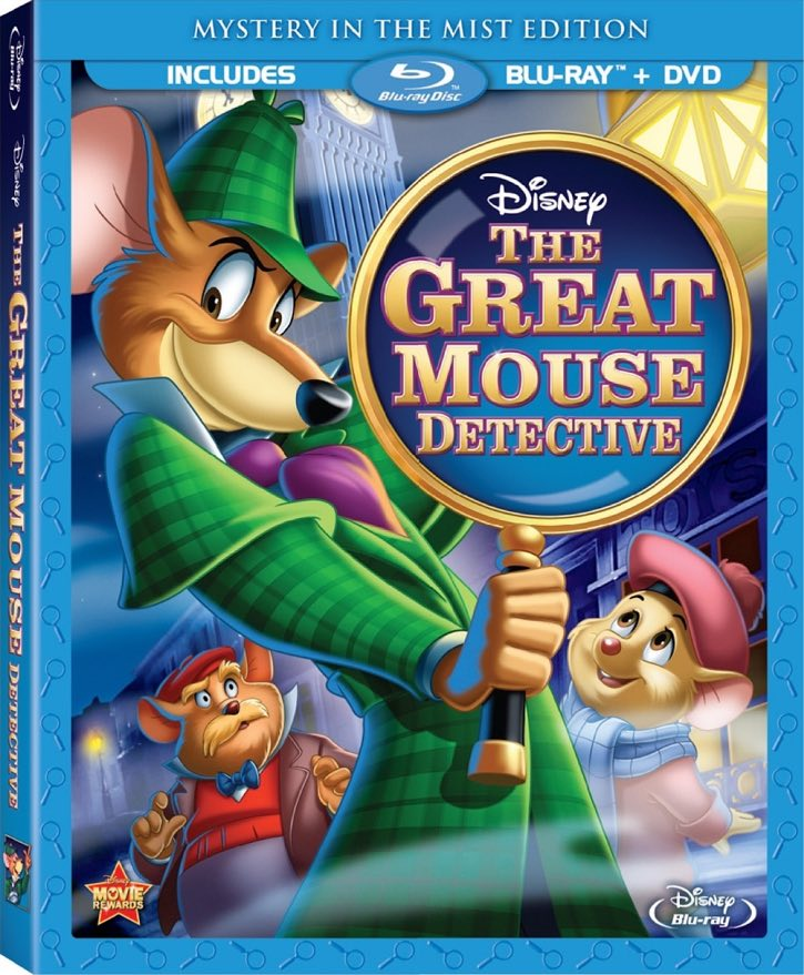 Great Mouse Detective