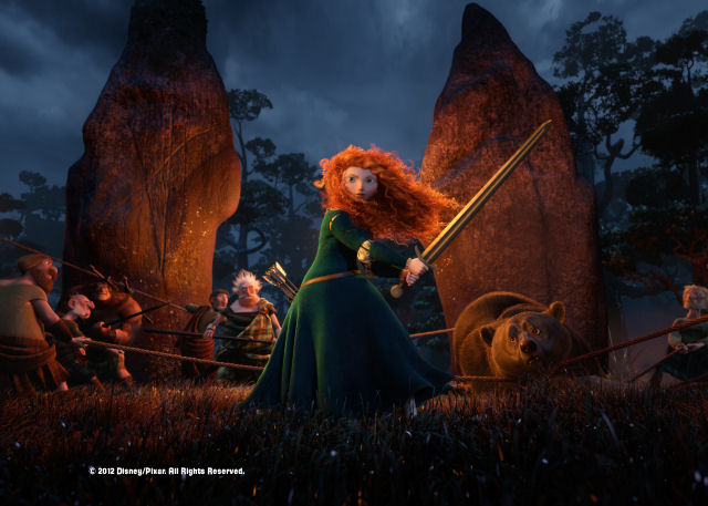 Brave on Blu-ray, a review