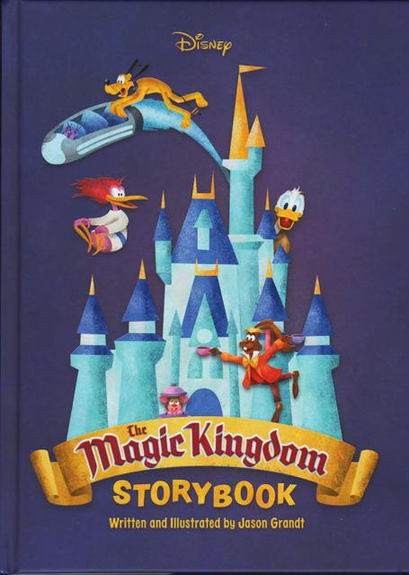 magic kingdom storybook